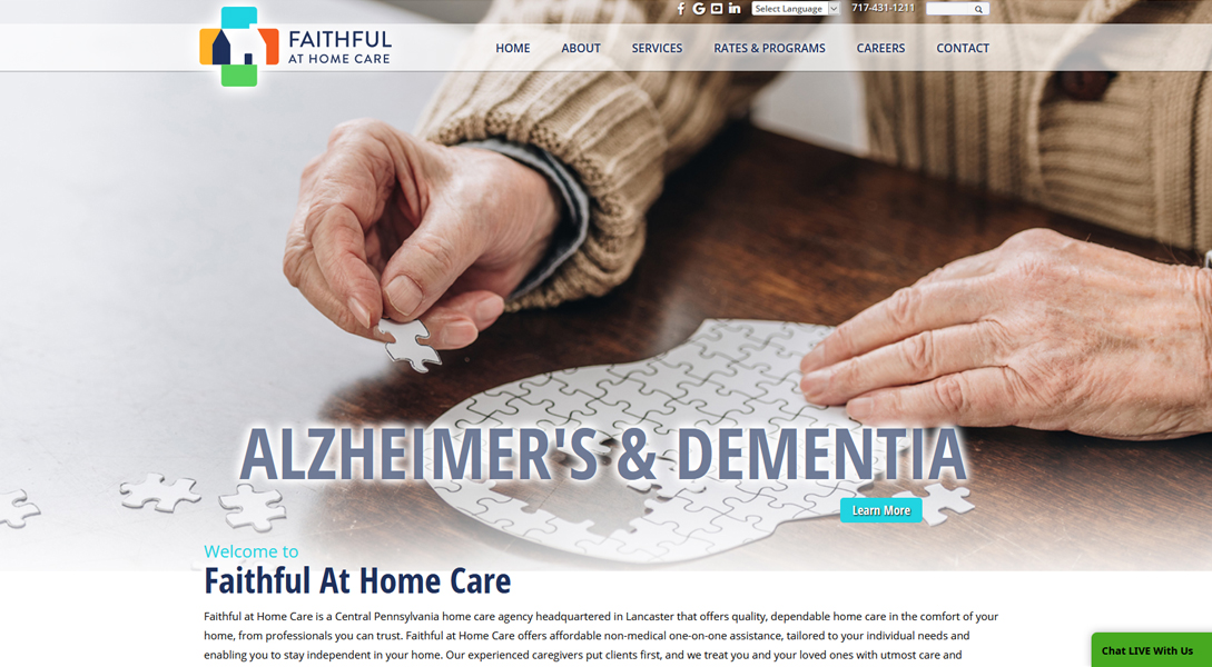 Faithful at Home Care