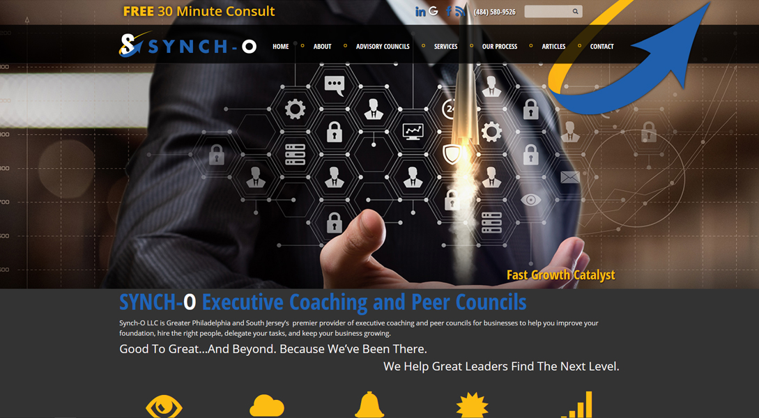 Synch-O Executive Coaching