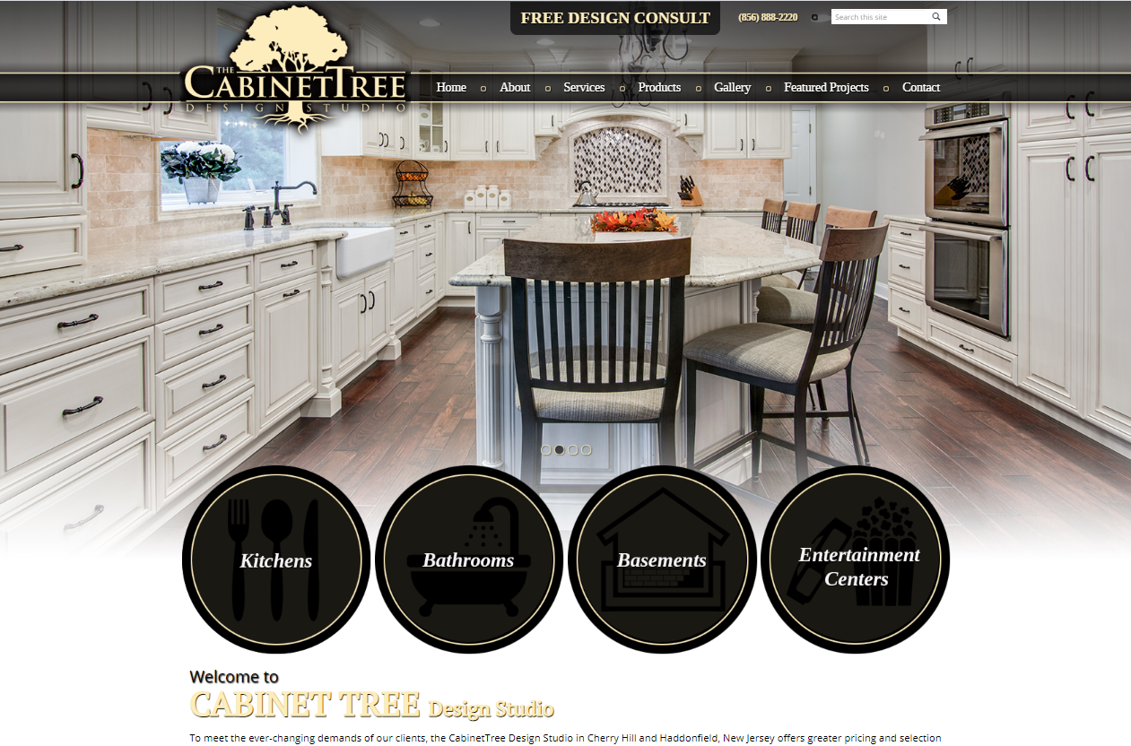 CabinetTree Design Studio